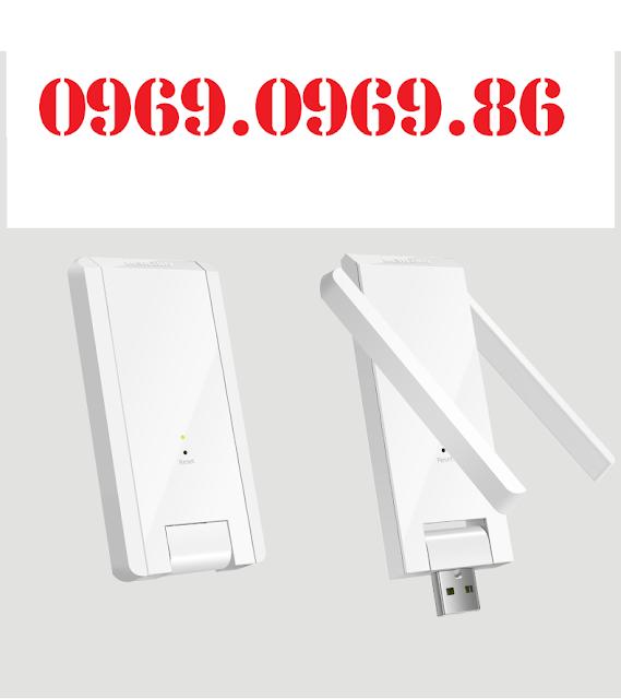 Bộ Kích Sóng Wifi Mercury Repeater MW302RE ( 2 râu )