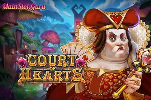 Main Gratis Slot Court of Hearts (Play N GO) | 96.27% RTP