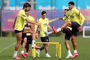 La Liga Izinkan Seluruh Tim Berlatih Penuh Mulai 1 Juni 2020