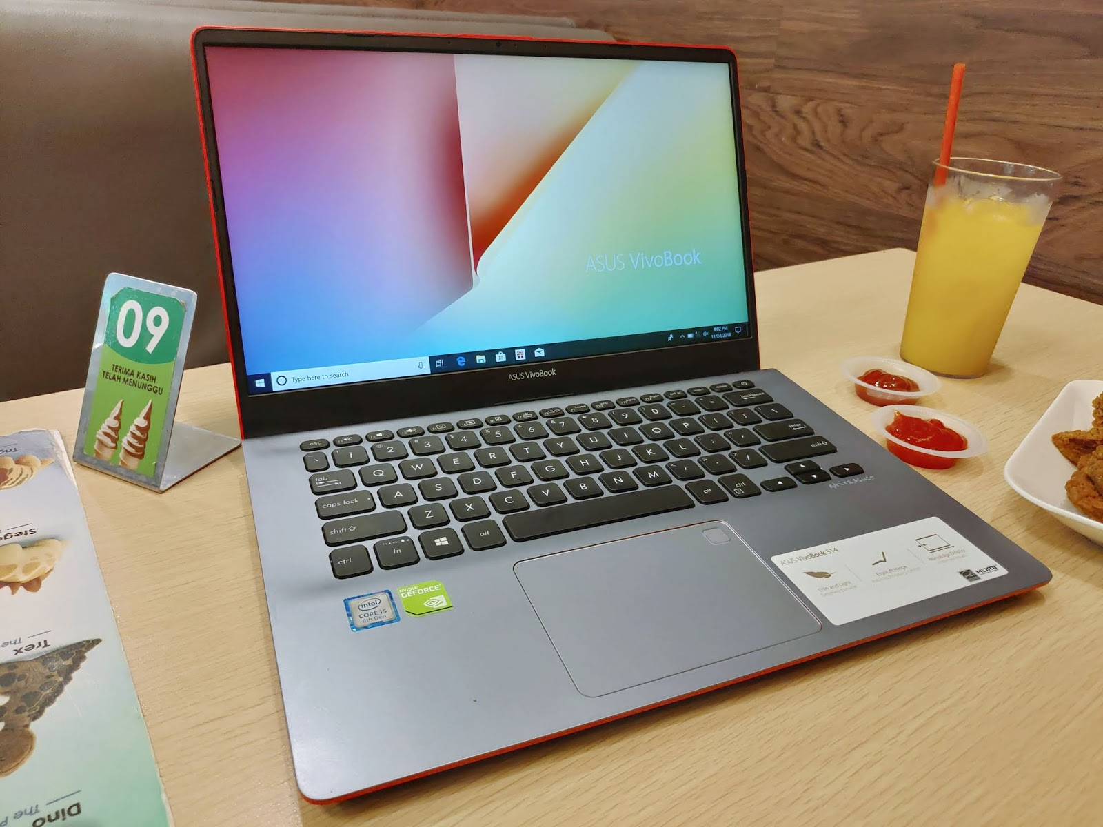 TeknoReview : Review Asus VivoBook S430, Performa Kenceng