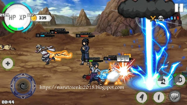 Download Naruto Senki Mod Farewell Senki by Ignasıus