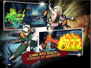 Cara Cepat Mendapatkan Gold Shinobi Heroes Gratis Terbaru cover