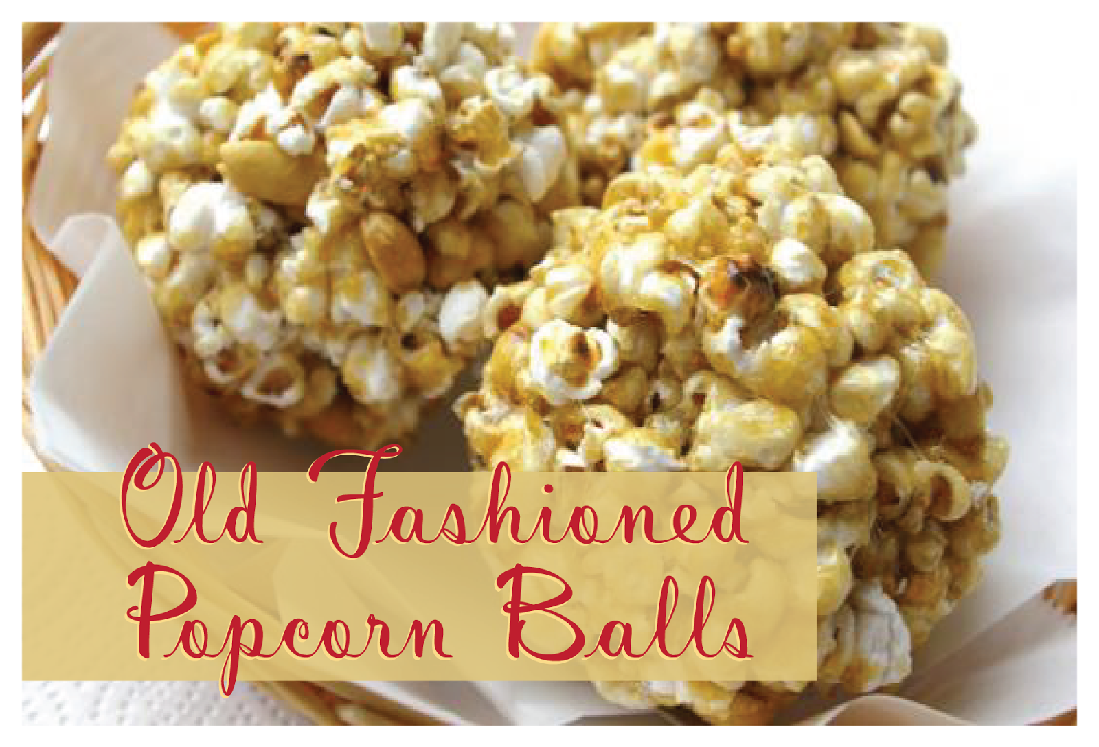 how to make popcorn balls easy