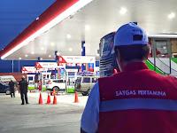 Pertamina Monitor Penyaluran BBM dan LPG Selama Ramadhan dan Idul Fitri 1441 H