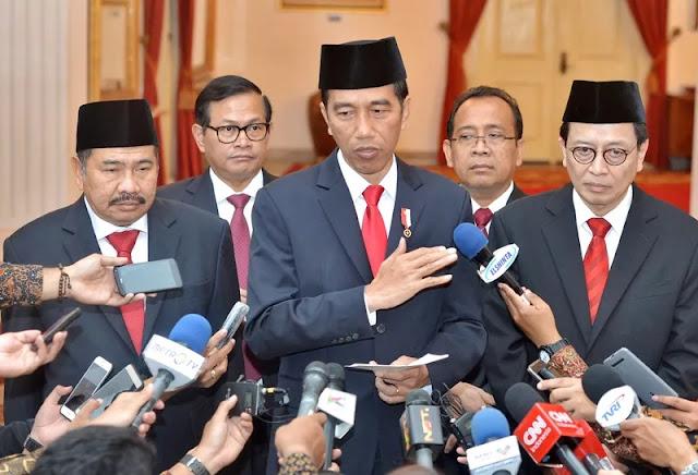 Jokowi: Saya Perintahkan Kapolri Tuntaskan Kasus Saracen-MCA, Jangan Setengah-Setengah