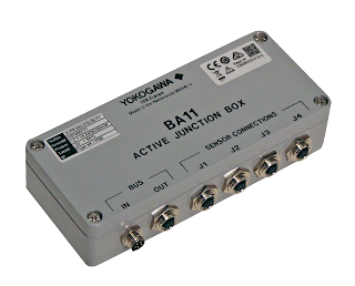 Optional Digital SMART SENCOM™ Expansion Junction Box, BA11
