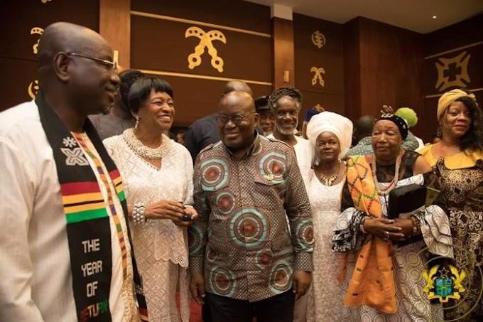 126 African-American diasporans receive Ghanaian citizenship