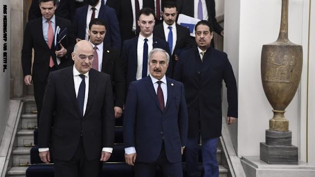 اليونان تدعو لعدم الاعتراف بمذكرتي التفاهم بين تركيا وحكومة السراج