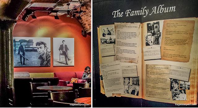 Museu The Beatles Story, em Liverpool