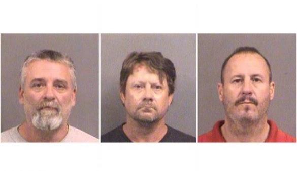 """Tiga Pria Amerika Anggota """"Tentara Salib"""" Divonis Bersalah Rencanakan Pemboman"""