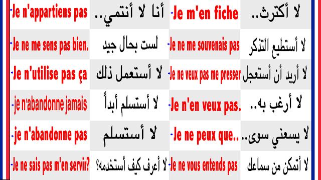 40 جملة رائعة للتحدث عن حالك بالفرنسية الدرس 1 Phrases pour décrire votre état en français