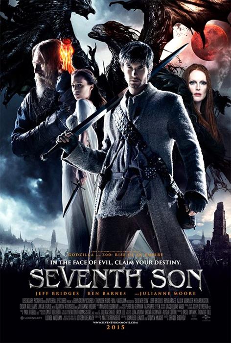 Poster nou pentru filmul fantasy Seventh Son
