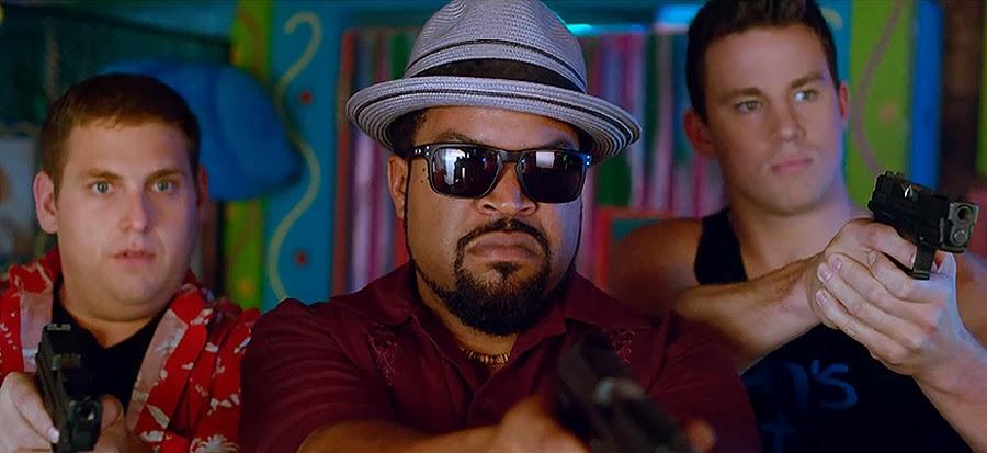 Jonah Hill, Ice Cube şi Channing Tatum în 22 Jump Street
