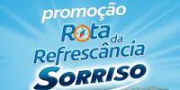 Promoção Rota da Refrescância Sorriso promocaosorriso.com.br