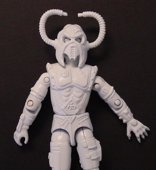 1995 Dr. Mindbender, Battle Corps Rangers, Unproduced G.I. Joe