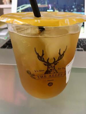 小山緑茶ストレートティー