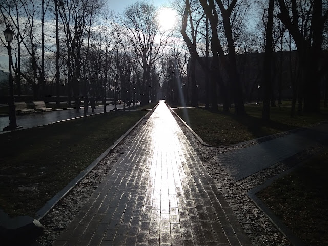 парк Владимирская горка