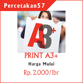 Cetak Print A3