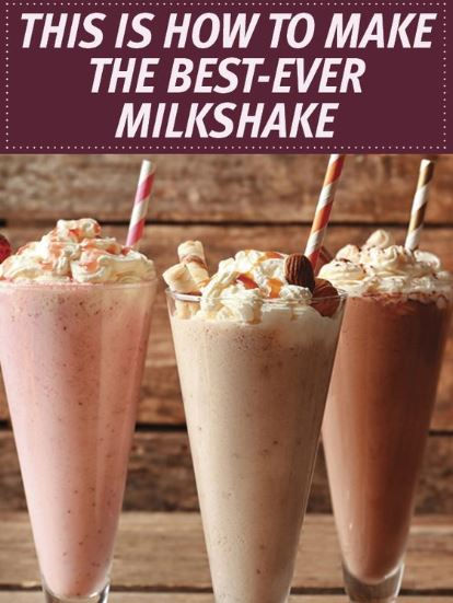 How to Make the Best Milkshake Ever