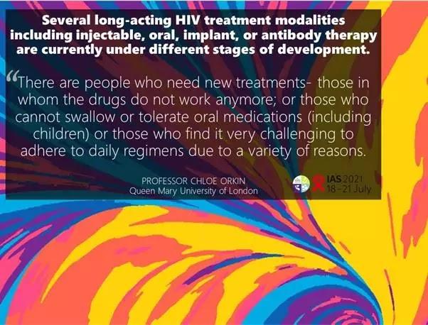 A bouquet of novel compounds: New treatment options for HIV