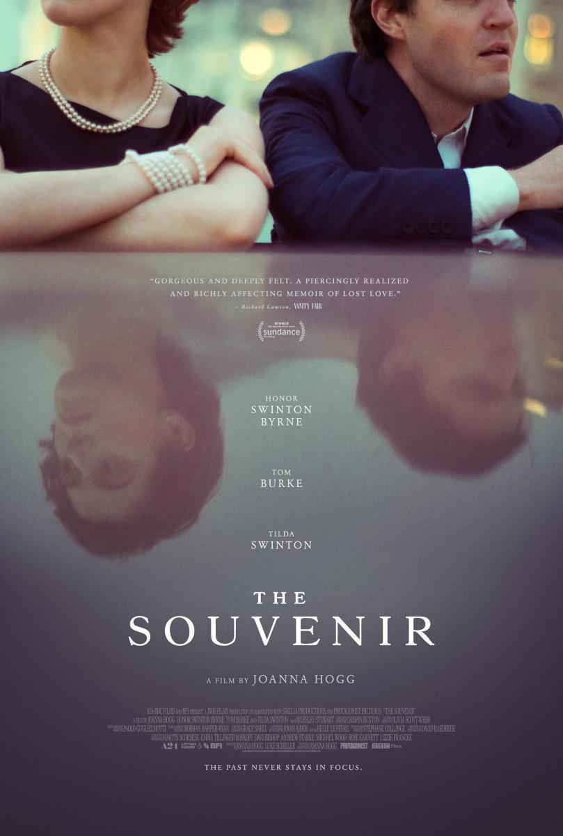 Download The Souvenir (2019) Full Movie in Hindi Dual Audio BluRay 720p [1GB]
