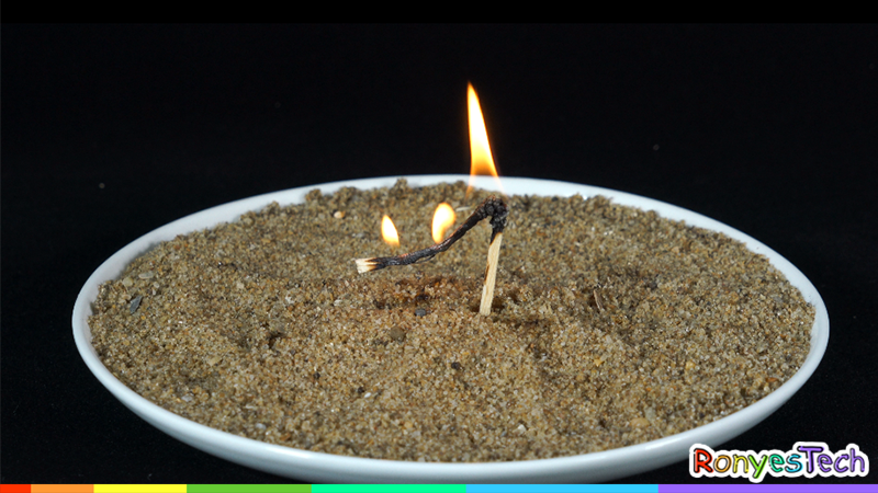 Match Levitation   Science Experiment for Kids