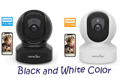 Wansview Wireless Security Camera amazon best seller three product