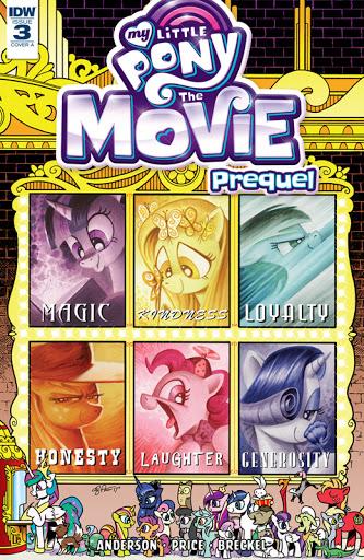 The Movie Prequel #3