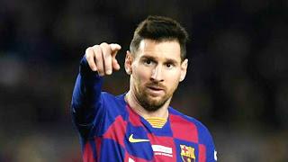 ليونيل ميسي قد يفسخ عقده مع نادي برشلونة !!