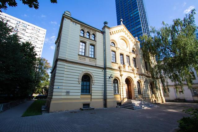 Synagoga Nozyk-Varsavia