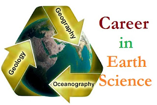 Career in Earth Sciences
