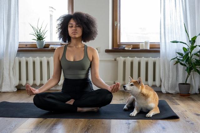 Thuis Meditatie