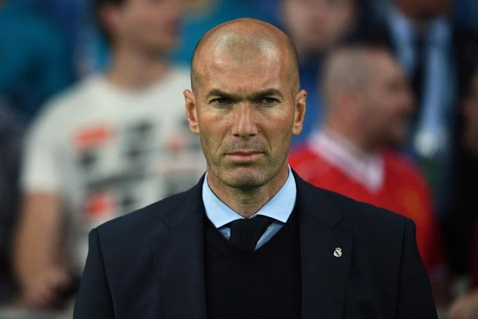 Zidane Handed 2 Players To Sign After Real Madrid's Shocking Defeat To Shakhtar Donetsk