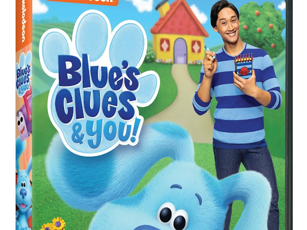 Blue's Clues & You! on DVD June 2 {+ Enter To Win}