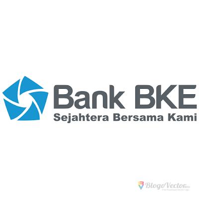 Bank Kesejahteraan Ekonomi Logo Vector