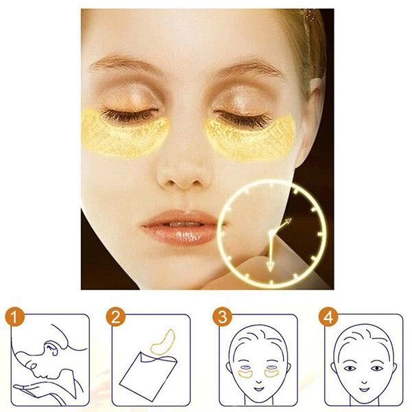 eye mask gel