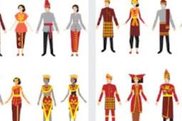 Nama Tari - Tarian di Indonesia dan asal daerahnya