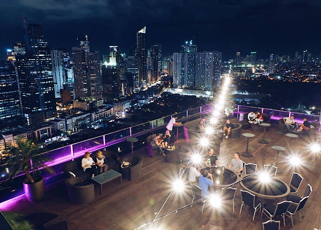 FIREFLY ROOFDECK BAR - How To Get There, Menu and Hours