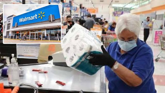 Llaman a boicot en contra de Walmart por haber despedido a los abuelitos empacadores
