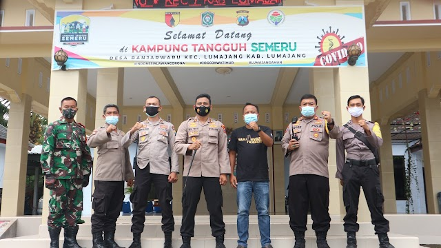 Kapolres Eka Yekti Mengunjungi KTS Banjarwaru