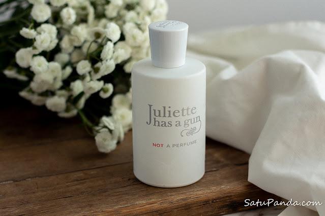 Juliette has a gun Not a Perfume отзыв