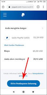Panduan Mengirim Saldo Paypal Tanpa Fee