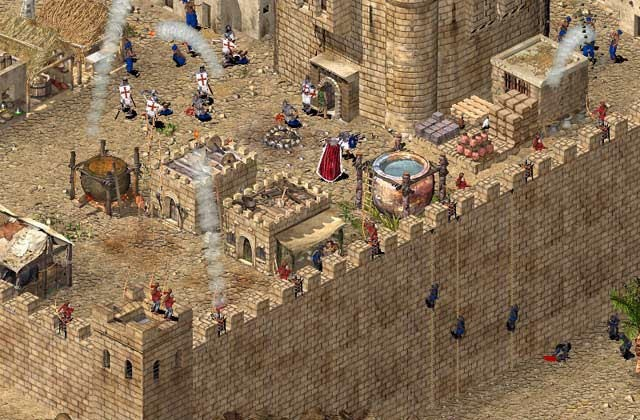 stronghold crusader full version free