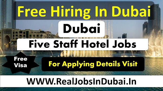 Al Khoory Hotel Jobs In Dubai - UAE 2021