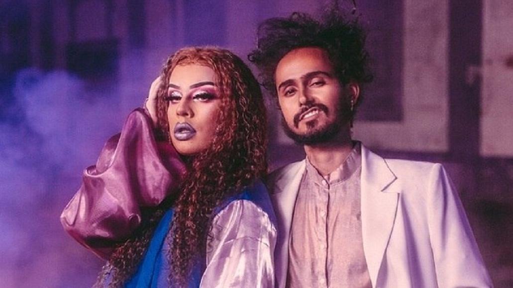 """A música acompanha a faixa """"Imensidão"""" no EP homônimo ao primeiro single, com produção do coletivo que já trabalhou com Iza e Pabllo Vittar, Dogz."""