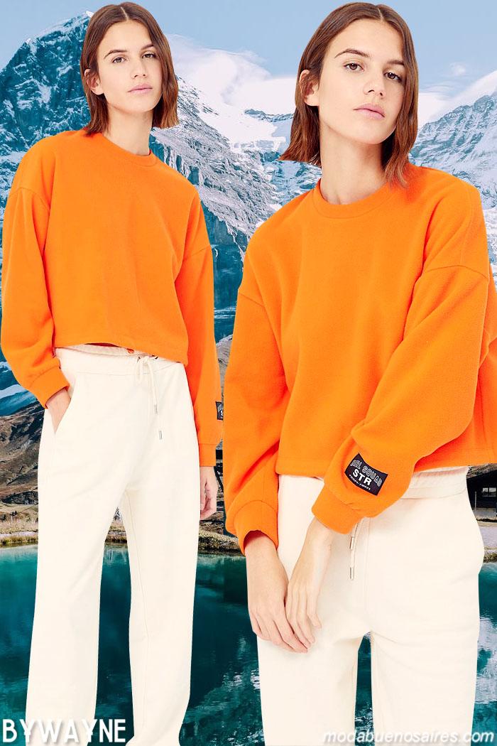 Ropa de moda mujer otoño invierno 2021