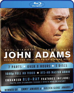 John Adams – Miniserie [3xBD25] *Con Audio Latino