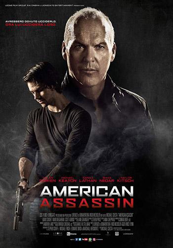 American Assassin 2017 Dual Audio ORG Hindi BluRay 480p 350MB ESubs