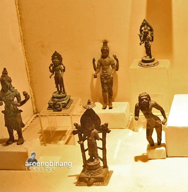 museum nasional indonesia arca perunggu siwa
