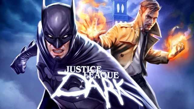 Justice League Dark Full Movie Watch Download online free